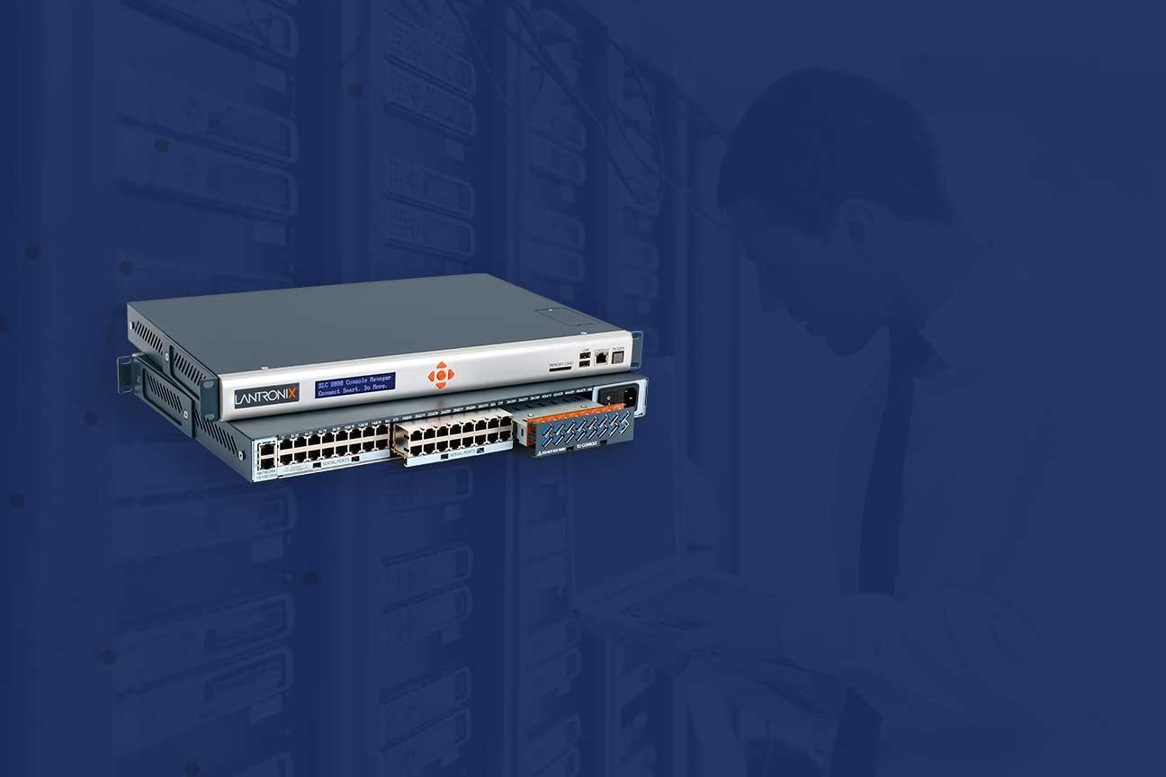 Console server SLC8000
